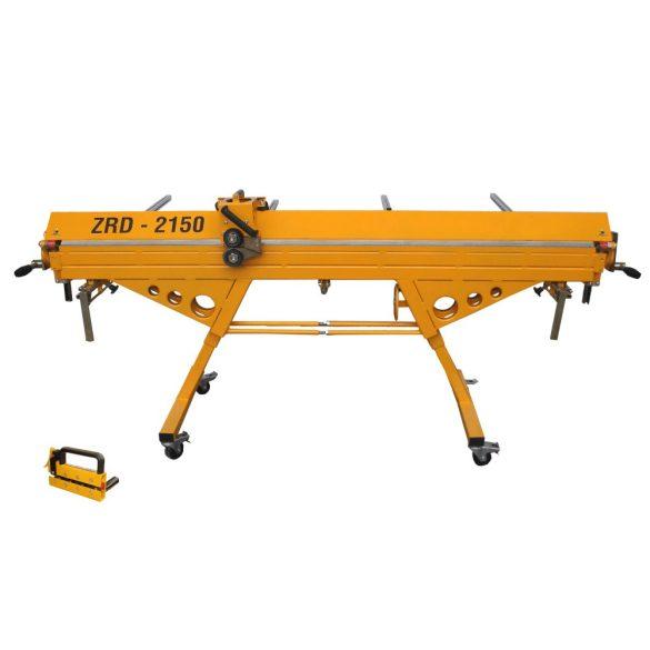 DACHDECKER ZRD2150 Bádogos élhajlító - 2150/1,0 mm