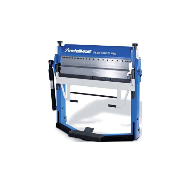 METALLKRAFT FSBM 1020-20 HSG lemezhajlító