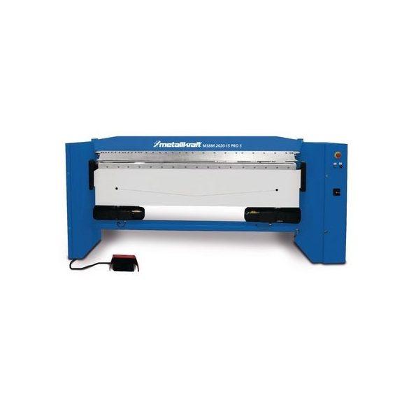 METALLKRAFT MSBM 1520-17 PRO Motoros lemezhajlító gép - 1520/1,75mm