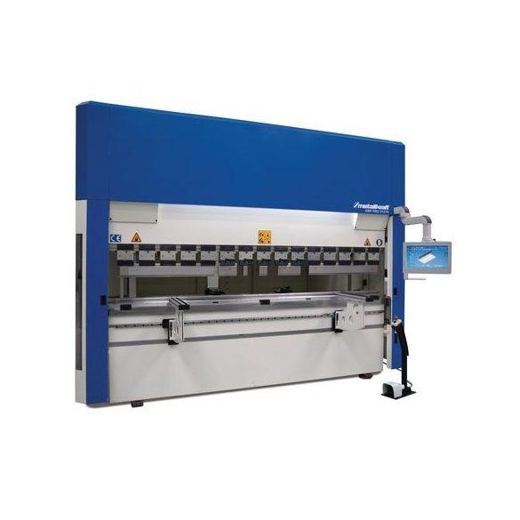 METALLKRAFT GBP PRO 31175 CNC vezérelt 4 tengelyes lemezhajlító gép